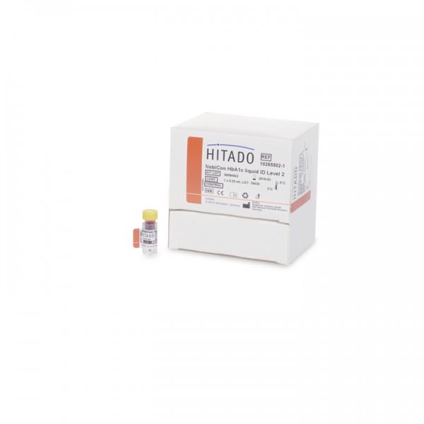 NobiCon HbA1c Liquid ID Level 2