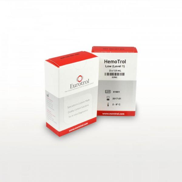 Kontrollhämolysat HemoTrol low