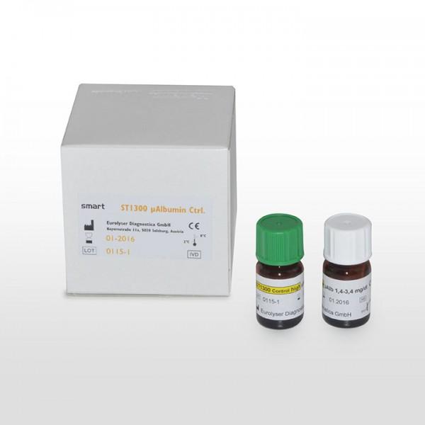 Microalbumin Control Kit