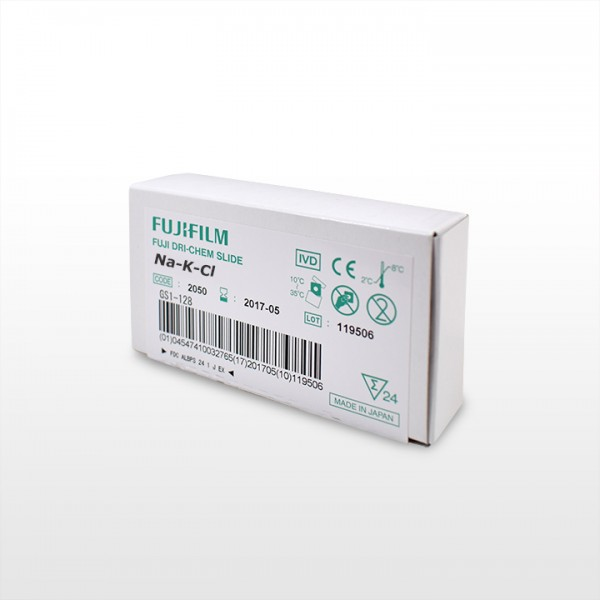 FUJI DRI-CHEM SLIDE NA-K-CL S