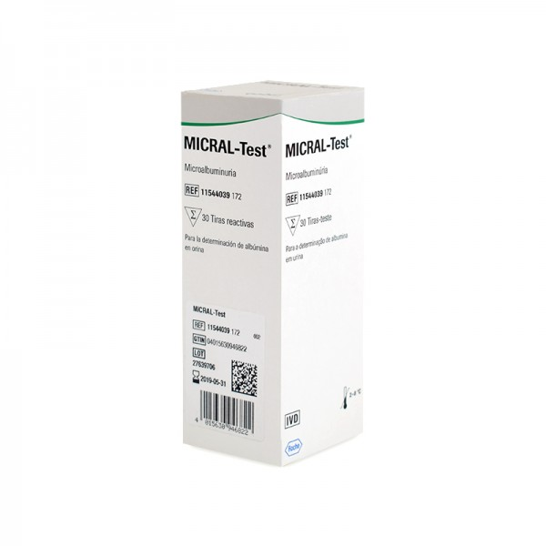 Micral-Test Mikroalbumine