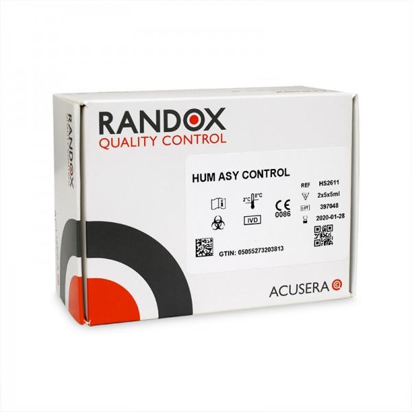 Randox Chemistry Premium control L2/L3 TSH
