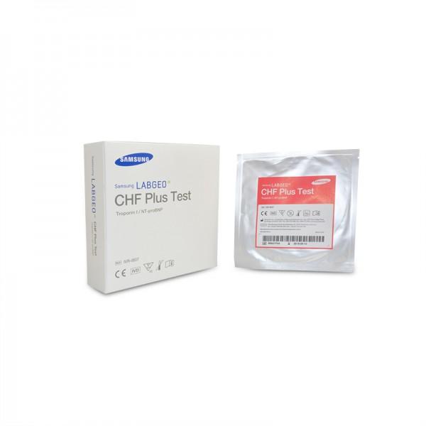 CHF Plus Test Troponin I / NT-proBNP