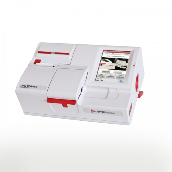 OPTI® CCA-TS2 Blood Gas-Electrolyte Analyser
