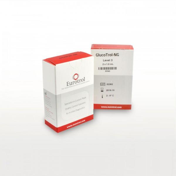 Kontrollhämolysat GlucoTrol Level 3