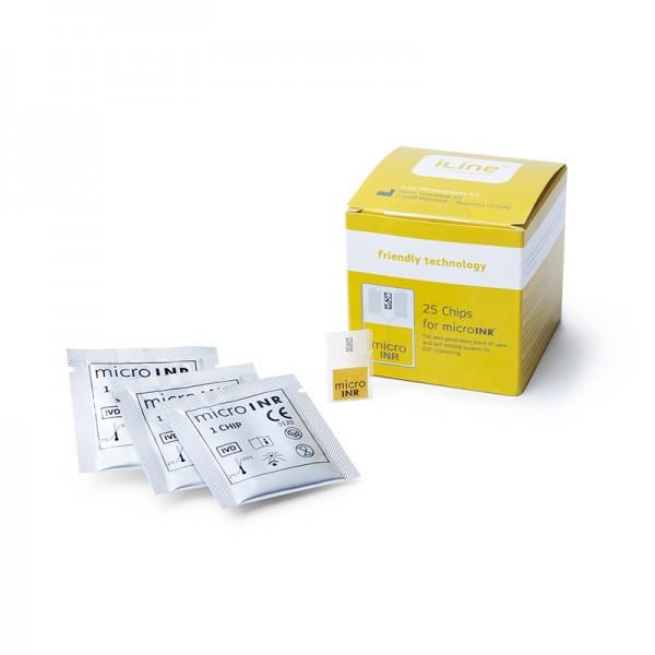 Chips für microINR® Confital