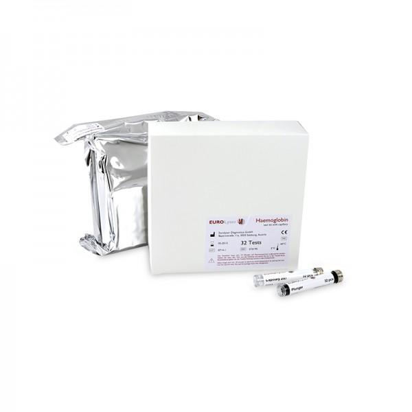 Haemoglobin Test Kit (mit Kapillare)