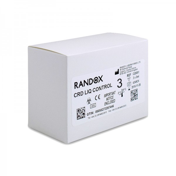 Randox Liquid Cardio Control Level 3