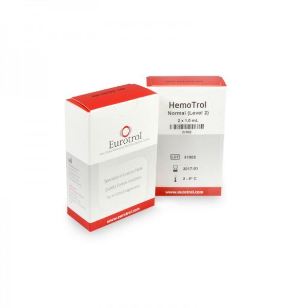 Kontrollhämolysat HemoTrol normal
