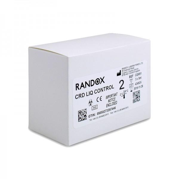 Randox Liquid Cardio Control Level 2