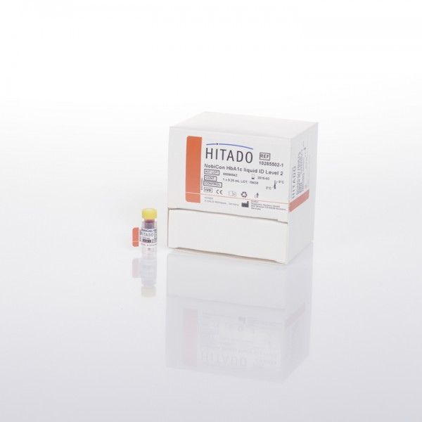 NobiCon HbA1c Liquid ID Level 2