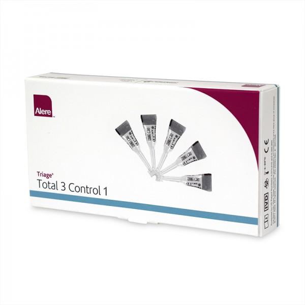 Quidel Triage® Total 3 Controls Level 1