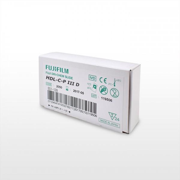 FUJI DRI-CHEM SLIDE HDLC-PIIIS