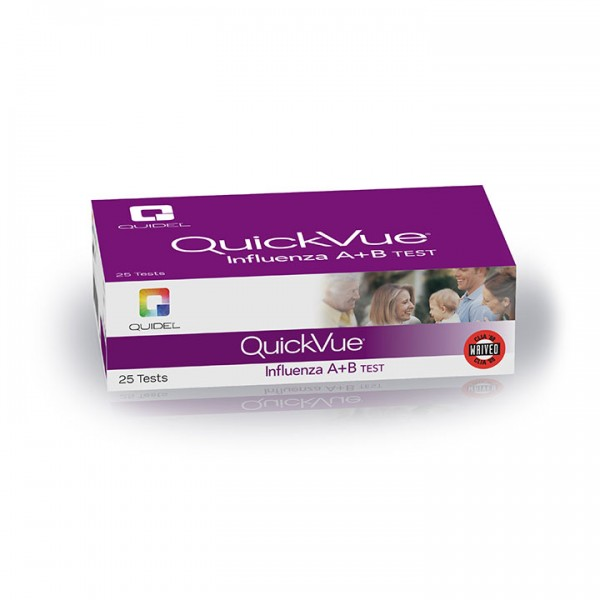 Quickvue Influenza A+B Test