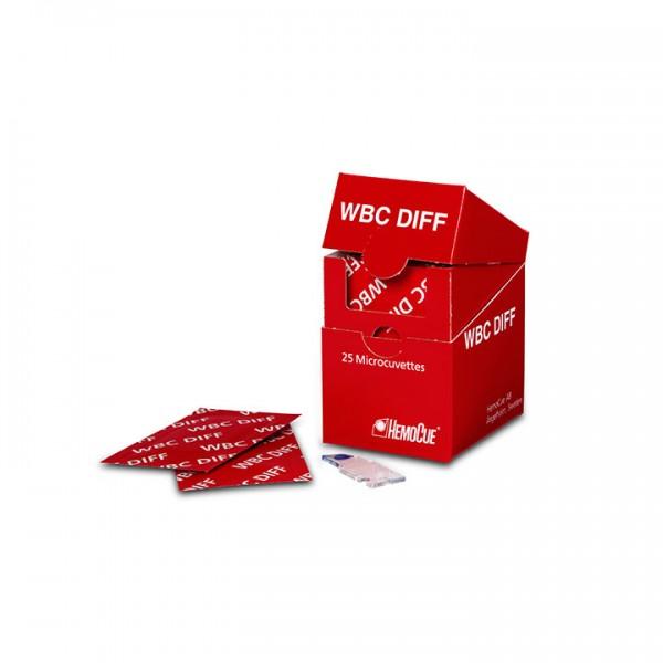WBC DIFF Microcuvettes