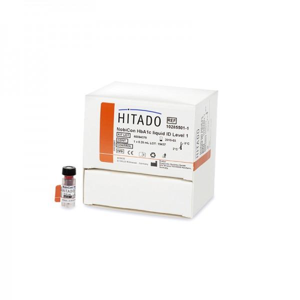NobiCon HbA1c Liquid ID Level 1