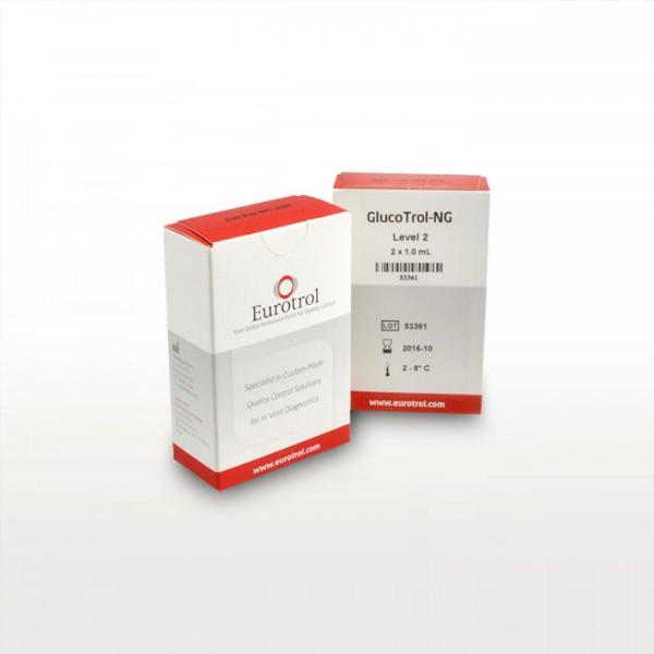 Kontrollhämolysat GlucoTrol Level 2