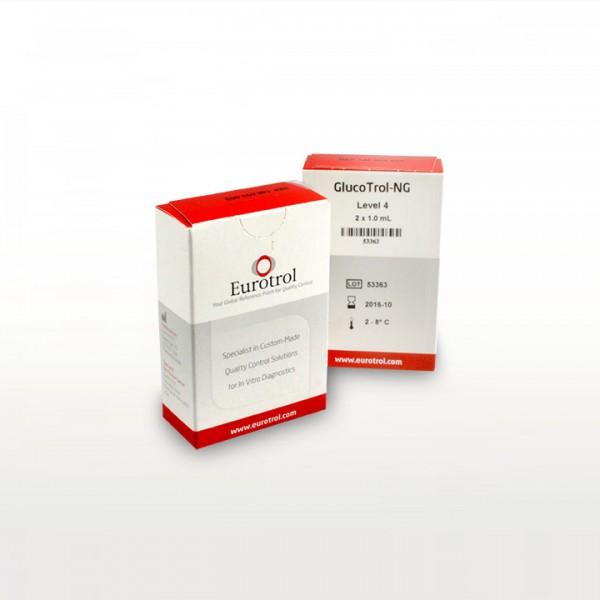 Kontrollhämolysat GlucoTrol Level 4