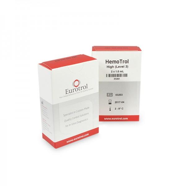 Kontrollhämolysat HemoTrol high