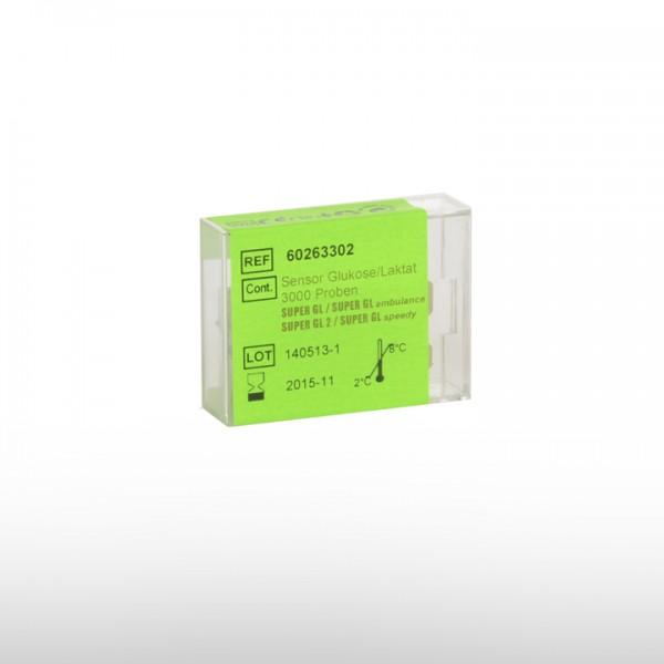 Sensor Glucose/Laktat-3000