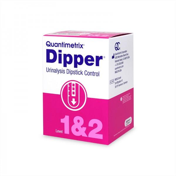 Dipper Urine Dipstick Control