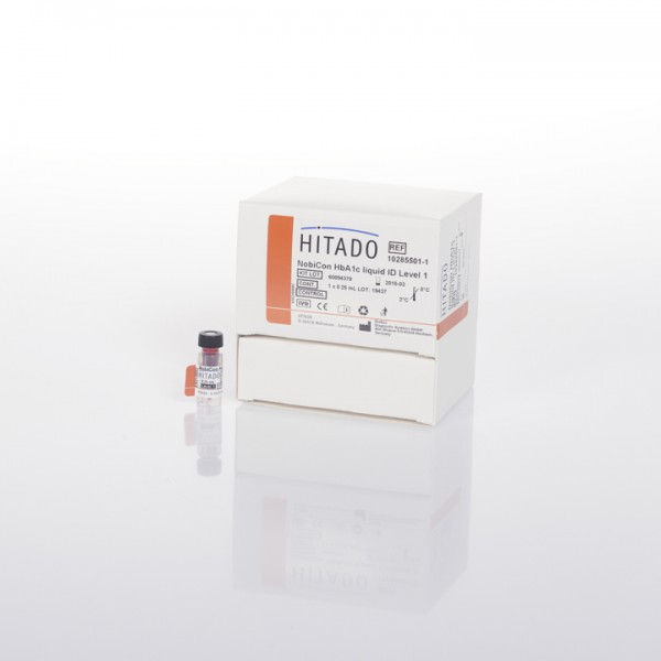 NobiCon HbA1c Liquid ID Level 1