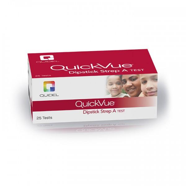 Quickvue Dipstick Strep A Test