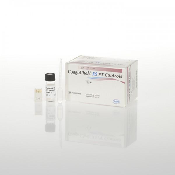 CoaguChek® XS PT Controls