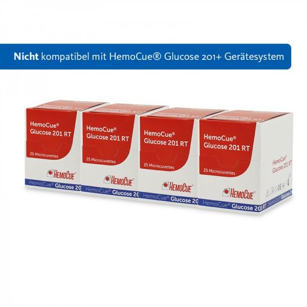Glucose 201 RT Microcuvettes