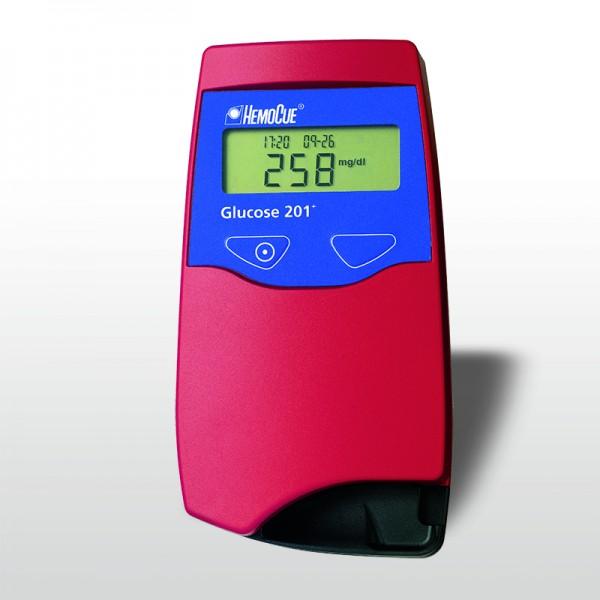 HemoCue® Glucose 201+ Analyzer (mg/dL) PE