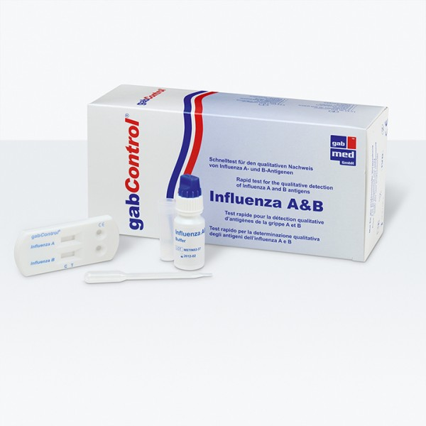gabControl Influenza A + B