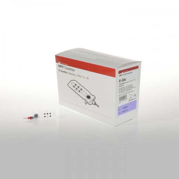 OPTI® Cassettes Type E-GLU