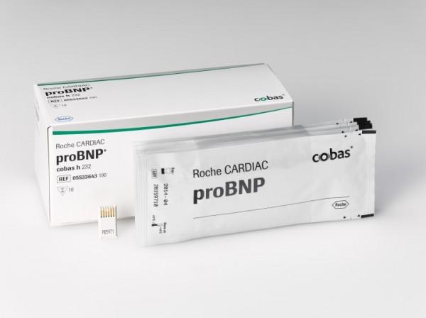 Cardiac proBNP