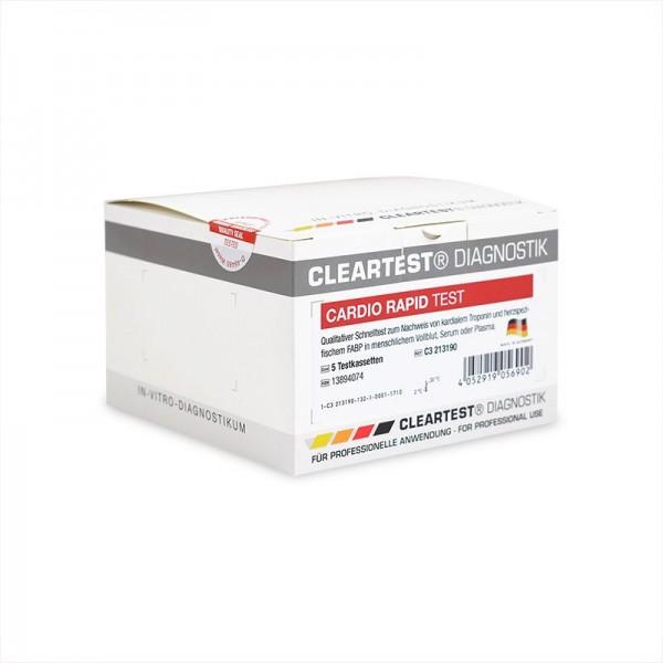 Cleartest® Cardio Rapid