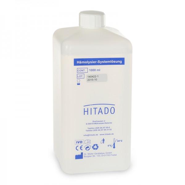 Glucose-/Laktat-Systemlösung