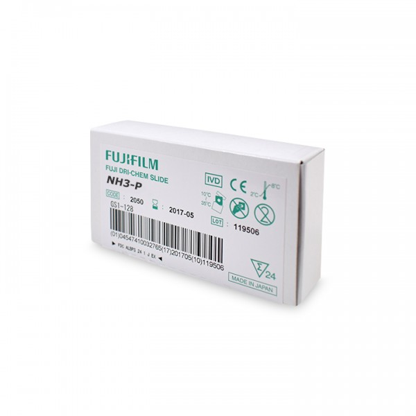 FUJI DRI-CHEM SLIDE NH3-PIIS