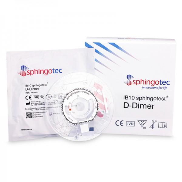 IB10 sphingotest® D-Dimer