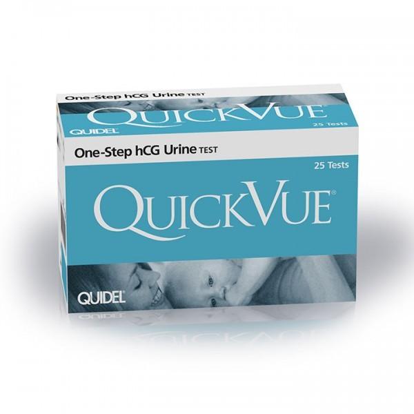 QuickVue One-Step hCG Urine Test