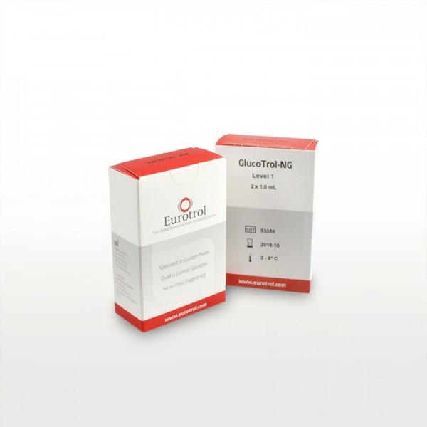 Kontrollhämolysat Glucotrol Level 1